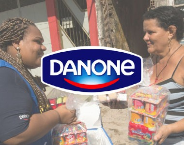 DISTRIBUIDORES DOOR-TO-DOOR DANONE